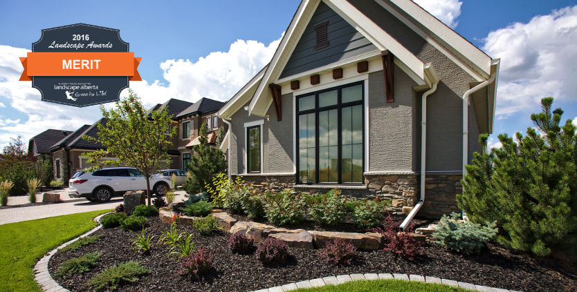 Awards Winning Calgary Complete Residential Landscaping